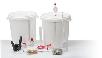 Beer kit for home brewing