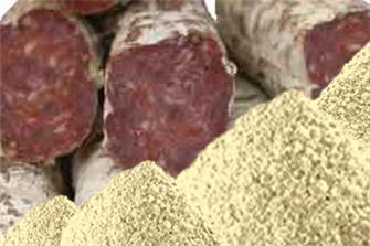 Dried sausage and sauscisson blend - 1 kg
