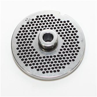 3 mm plate for n° 22 grinders