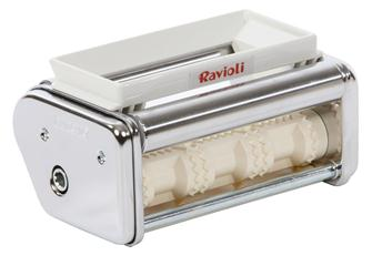 Ravioli accessory for Atlas pasta-making machine