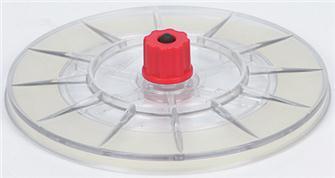 Lid for vacuum sealing diameters 4 to 9 cm