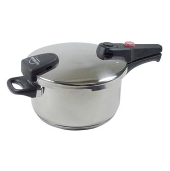 Pressure cooker with bayonet closing 2.7 litres
