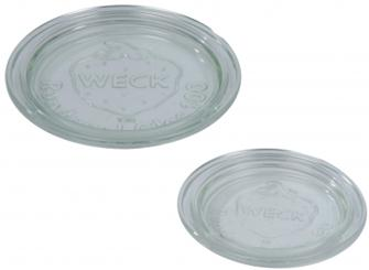 100 mm Weck lids by 30