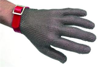 Chain mail stainless steel glove Size 5/5½