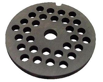 4.5 mm plate for N° 5 type meat grinder