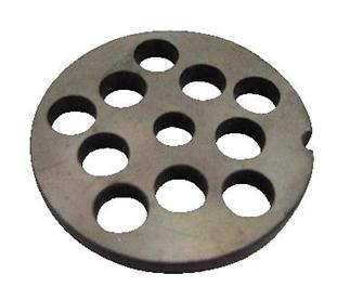 14 mm plate for N° 5 type meat grinder