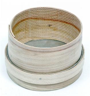 15 cm sieve for wholemeal flour