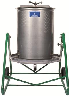 160 litre water press