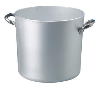 Aluminium cooking pot 22 cm
