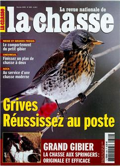 La revue nationale de la chasse n°689 (The National Hunting Review n°689)
