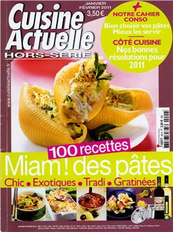 Cuisine actuelle hors-série (Cooking Trends special edition)