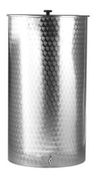 200 litre stainless steel vat