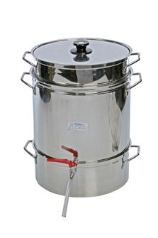 24 litre steam juicer