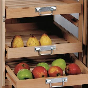 Why keep fruit in a fruit storage unit?