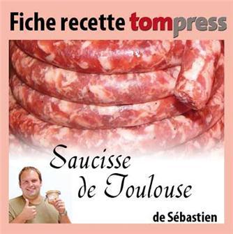 Sébastien´s Toulouse sausage recipe