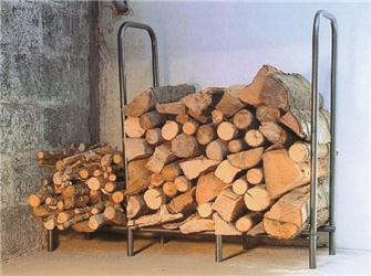 Indoor log storage case