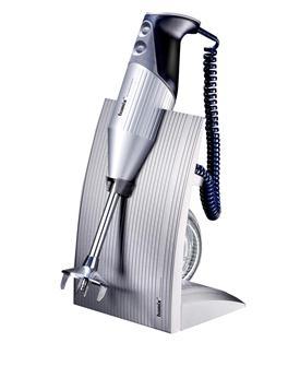Bamix Swissline 200 W grey hand blender
