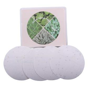 Herb seed mat