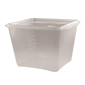 30 freezer boxes - 1800 g - with lids