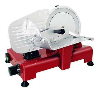 Pro electric slicer 195 mm - red - CE