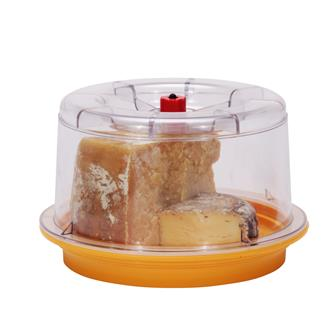 Vacuum sealing container with lid 22x12 cm
