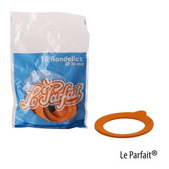 Le Parfait® 70 mm rubber seal