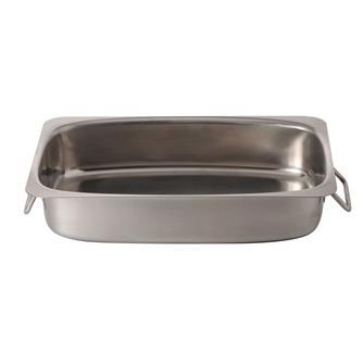 Stainless steel roasting dish 35 cm