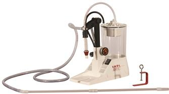 Automatic vacuum filling machine