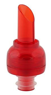 Stop drip pouring spout