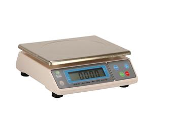 Stainless steel electronic weighing scale - 50 kg