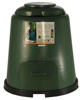 Compost bin - 280 litres - with adjustable aeration