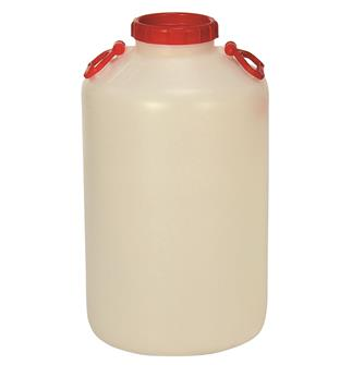 Cylindrical watertight container - 50 litres