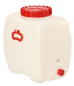 Rectangular food vat - 60 litres