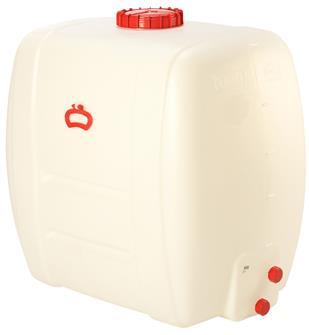 Rectangular food vat - 500 litres