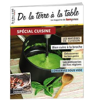 Tom Press Magazine special Cuisine 2014