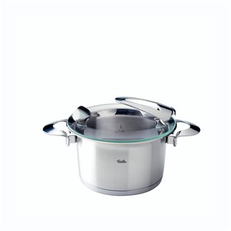 Stainless steel cooking pot diameter 20 cm
