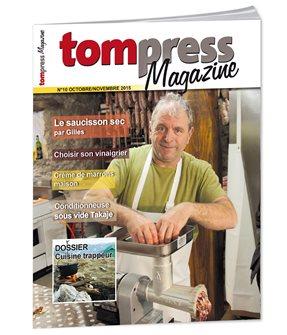 Tom Press Magazine October - November 2015