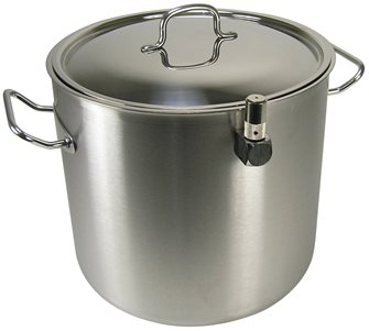 Double wall cooking pot - 8 litres