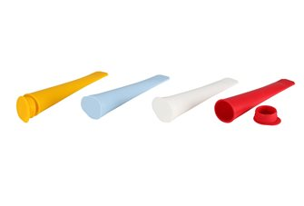 Set of 4 ice-pop holders