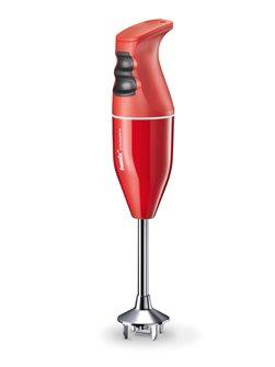 Bamix low price 120 W hand mixer - Pop red