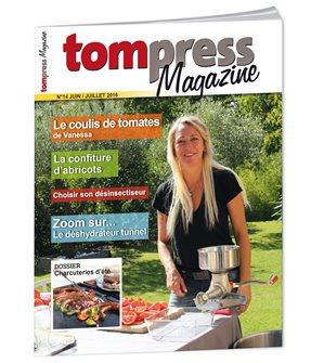 Tom Press Magazine June-July 2016