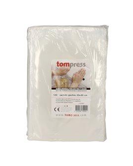 Vacuum seal bags - 20x30 cm by 100