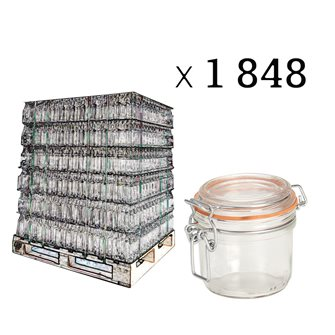 Verrine 200 grams per pallet from 1848