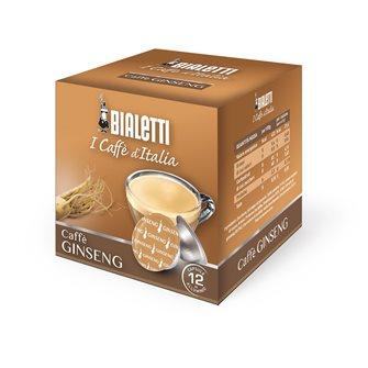 Box of 16 Bialetti Italia Deca coffee capsules
