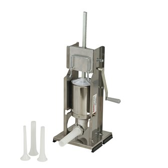 Tom Press vertical stainless steel meat press 3 liters by Reber