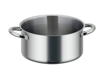 Professional stainless steel induction cooker 24 cm 5.4 liters