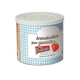 Additional flavour for yoghurt machine - strawberry