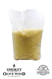 Bag of sawdust of orange tree 5 kg