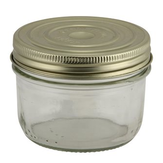 Familia Wiss® 500g jar with capsule and lid