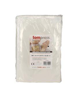 Vacuum seal bags - 12x20 cm by 100